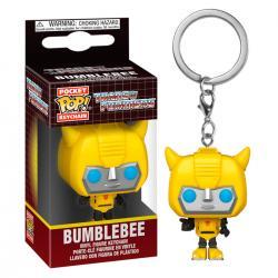 Llavero Pocket POP Transformers Bumblebee - Imagen 1