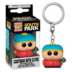 Llavero Pocket POP South Park Cartman with Clyde - Imagen 1