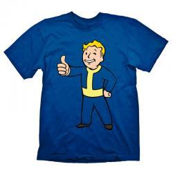 Camiseta Pulgares Arriba Fallout - Imagen 1