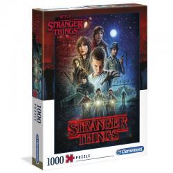 Puzzle Poster Temporada 1 Stranger Things 1000pz - Imagen 1