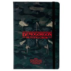 Diario Demogorgon Stranger Things - Imagen 1