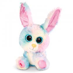 Peluche Conejo Rainbow Candy Glubschis Nici 15cm - Imagen 1