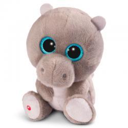 Peluche Hipopotamo Anso Glubschis Nici 25cm - Imagen 1