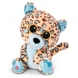 Peluche Leopardo Lassi Glubschis Nici 25cm - Imagen 1