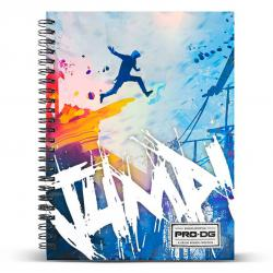 Cuaderno A5 Pro DG Jump - Imagen 1