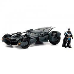 Set figura & coche metal Batmovil La Liga de la Justicia DC Comics - Imagen 1