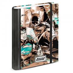 Carpesano A4 Liga de la Justicia DC Comics - Imagen 1