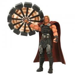 Figura articulada Mighty Thor Marvel 20cm - Imagen 1