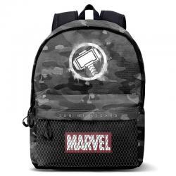 Mochila Thor Hammer Marvel 44cm - Imagen 1