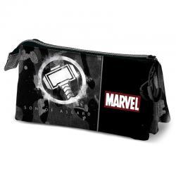 Portatodo Thor Hammer Marvel triple - Imagen 1