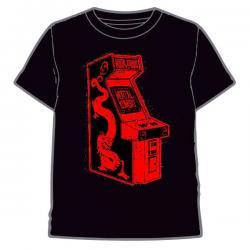 Camiseta Maquina Recreativa Mortal Kombat infantil - Imagen 1