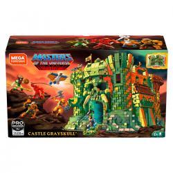 Castillo Mega Construx Grayskull Masters of the Universe - Imagen 1