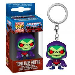 Llavero Pocket POP Masters of the Universe Skeletor with Terror Claws - Imagen 1
