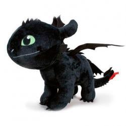 Peluche Desdentado Como Entrenar a tu Dragon 3 26cm - Imagen 1