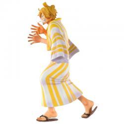 Figura Sanji Sangoro One Piece 14cm - Imagen 1