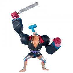 Figura Franky Franosuke One Piece 22cm - Imagen 1