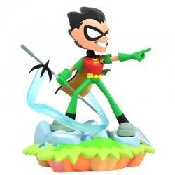 Diorama Robin Teen Titans Go! DC Comics 20cm - Imagen 1