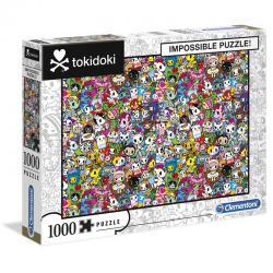 Puzzle Imposible Tokidoki 1000pzs - Imagen 1