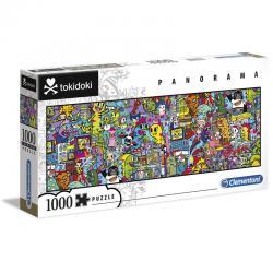 Puzzle Panorama Tokidoki 1000pzs - Imagen 1