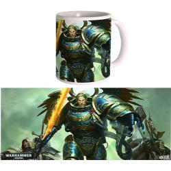 Taza Roboute Guilliman Warhammer 40K - Imagen 1