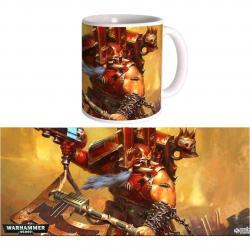 Taza Kharn the Betrayer Warhammer 40K - Imagen 1
