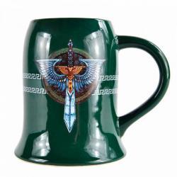 Jarra Dark Angels Warhammer - Imagen 1