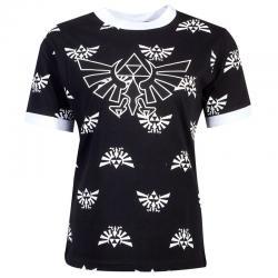 Camiseta mujer Hyrule Zelda Nintendo - Imagen 1