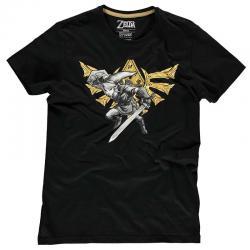 Camiseta Hyrule Link Zelda Nintendo - Imagen 1
