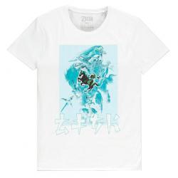 Camiseta Fighting Zelda Nintendo - Imagen 1