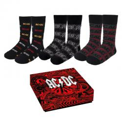 Calcetines ACDC mujer - Imagen 1