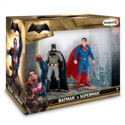 Figuras Batman vs Superman DC Comics - Imagen 1