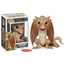 Figura POP Game of Thrones Viserion 15cm - Imagen 1