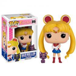 Figura POP Sailor Moon & Luna - Imagen 1