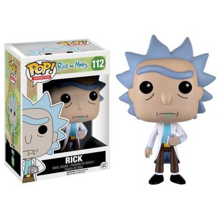 Figura POP Rick & Morty Rick - Imagen 1