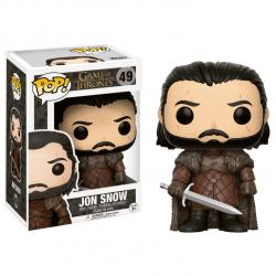 Figura POP Game of Thrones Jon Snow - Imagen 1