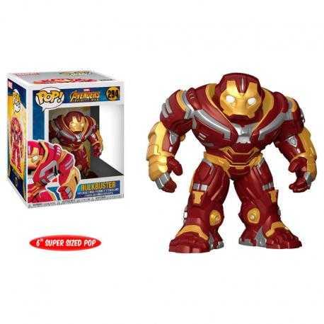 Figura POP Marvel Avengers Infinity War Hulkbuster 15cm - Imagen 1