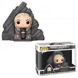Figura POP Game of Thrones Daenerys on Dragonstone Throne - Imagen 1