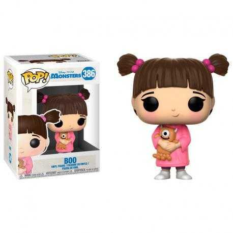 Figura POP Disney Monsters Inc. Boo - Imagen 1