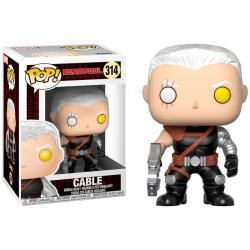 Figura POP Marvel Deadpool Cable - Imagen 1