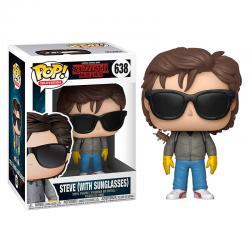 Figura POP Stranger Things Steve with Sunglasses - Imagen 1