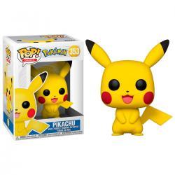 Figura POP Pokemon Pikachu - Imagen 1