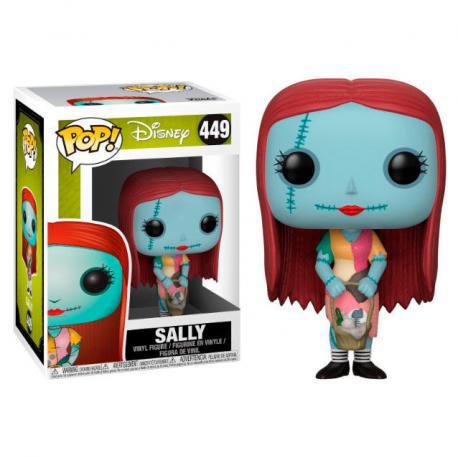 Figura POP Disney Pesadilla Antes de Navidad Sally with Basket - Imagen 1