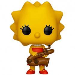 Figura POP Simpsons Lisa - Imagen 1