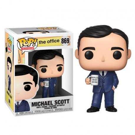 Figura POP The Office Michael Scott - Imagen 1