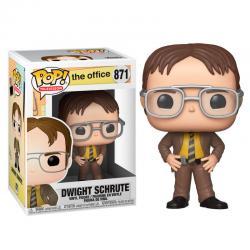 Figura POP The Office Dwight Schrute - Imagen 1