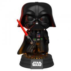 Figura POP Star Wars Darth Vader Electronic luz y sonido - Imagen 1