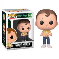 Figura POP Rick & Morty Slick Morty - Imagen 1