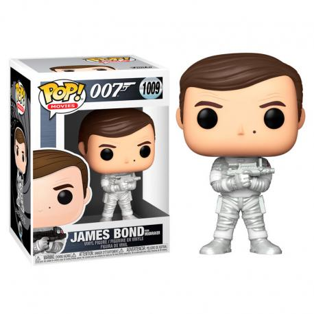 Figura POP James Bond Roger Moore Moonraker - Imagen 1