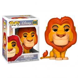 Figura POP Disney El Rey Leon Mufasa - Imagen 1