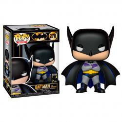 Figura POP DC Comics Batman 80th Batman 1st Appearance 1939 - Imagen 1